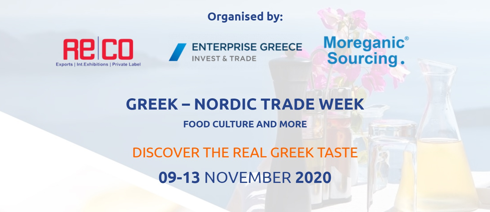 GREEK NORDIC trade week
